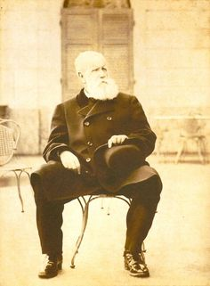 H.I.M Dom Pedro II, Emperor of Brazil Portugal, Royal Photography, Royal Families Of Europe, Interesting History, Rare Photos, World History, Constellations, Royals, The Past