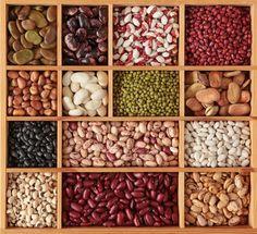 Conservación de las legumbres