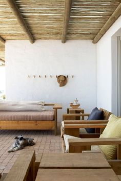 Dertien is the first house for himself and his family that renowned architect Johann Slee has designed and built from scratch.