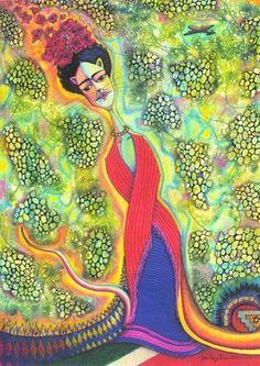 "Saatchi+Online+Artist+daniel+levy;+Drawing,+""khalo+kat""+#art"