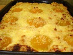 Apricot Cake (Marhuľový Koláč)