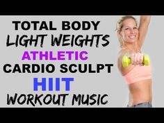 Kickboxing Cardio + Weights HIIT Interval Workout, 30 Minute Cardio Kickboxing Workout to burn fat - YouTube