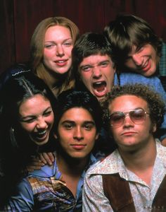 That 70's Show. (aka the BEST show)