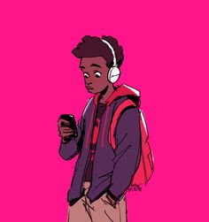 meelo🌟 (@mangobursts) | Twitter Dope Cartoons, Dope Cartoon Art, Black Cartoon, Cartoon Art Styles, Cartoon Design, Marvel Dc, Captain Marvel, Marvel Comics, Desenhos Clash Royale