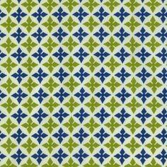 Cotton Fabric-Indigo Blue Snakeskin Pattern from dear Stella--One Yard