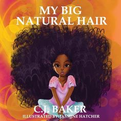 My Big Natural Hair Best Picture For Kids Hairstyles easy For Your Taste You are looking for something, and it is going to tell you exactly what you are looking for, and you didn't find that picture. Black Children's Books, Black History Books, African American Authors, American Children, African Americans, Black Baby Hairstyles, Boy Hairstyles, Big Natural Hair, Natural Hair Styles