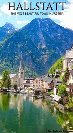 Hallstatt, Austria is one of the most enchanting fairytale places in Europe. Aside from being the most beautiful place in Austria, Hallstatt is more than 7,000 years old. It's a UNESCO world heritage site and home to the world's oldest salt mine and a bone house! Here's a guide to Hallstatt.