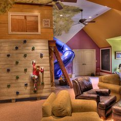 Kids Rec Room Design, Pictures, Remodel, Decor and Ideas