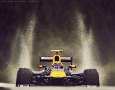 Mark Webber, Red Bull F1 Racer