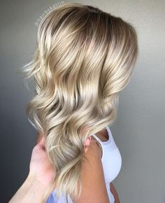 Best Ash Blonde Hair Color Ideas