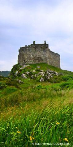 Castle Tioram, Highlands, Scotland // The Invisible Tourist