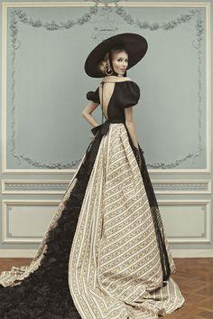 fashion inspiration | couture : ulyana sergeenko