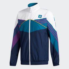 Details about Mens Adidas Roland Garros Tennis Jacket Slim Fit Grey Green Track Jacket NEW