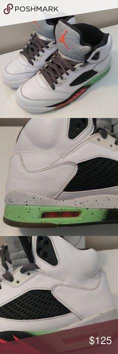 Nike Air Jordan Retro 5 SPACE JAM PRO STARS SZ 10