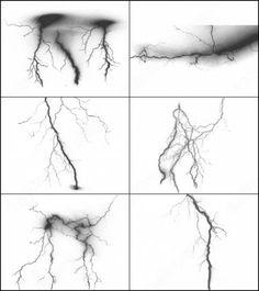 6 lightning brush
