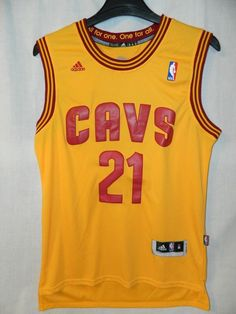 f5655f3d0 Andrew Wiggins Cleveland Cavaliers  21 NBA Jersey Medium Adidas  Timberwolves  adidas  ClevelandCavaliers