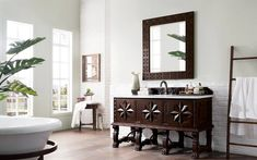 "60"" Balmoral Single Sink Bathroom Vanity – VANITIES EXPO"