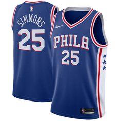 Ben Simmons Philadelphia 76ers Nike Swingman Jersey Blue - Icon Edition  Cheap Nba Jerseys 05803c356