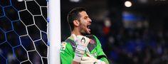 Real Madrid contrata al arquero Kiko Casilla