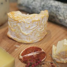 This specialist French cheese is extremely popular at Christmas time, with its rich, creamy flavour. French Cheese, How To Take Photos, Christmas Time, Artisan, Cupcakes, Tasty, Popular, My Favorite Things, Food