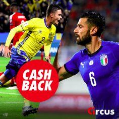 el forero jrvm y todos los bonos de deportes: circus promocion Italia vs Suecia 14 noviembre