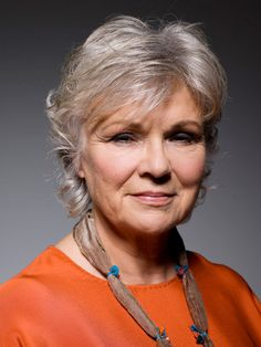 Julie Walters by Pål Hansen. Amazing Actress; is there any part she cannot play?