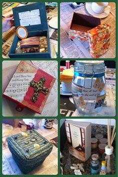#prayerbox# have a prayer box making party.