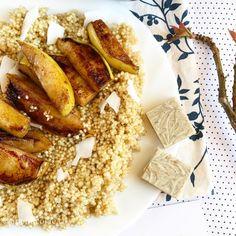 3 retete cu cereale pentru micul dejun (grau, hrisca, quinoa) - Ama Nicolae Quinoa, French Toast, Cooking, Breakfast, Food, Kitchen, Morning Coffee, Kochen, Meals