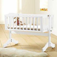 Mothercare Swinging Crib White My Kids Checklist Pinterest Nursery Babies And