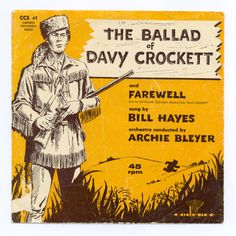 Davy Crockett 1955 | Recent Photos The Commons Getty Collection Galleries World Map App ...