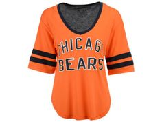 Chicago Bears Touch by Alyssa Milano NFL Women s Quarterback T-Shirt  Chicago Bears Quarterbacks d8aab5506