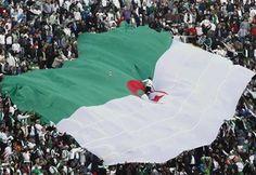 Arab Spring Algeria