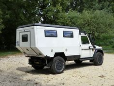 ORC Mercedes G CampPro