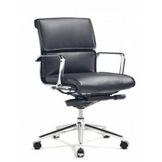 Eros Low Back Office Chair - Office