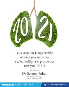 Wishing everyone a very Happy New Year 2021. May this year brings you and your family good health and prosperity. - Dr Tulika & Dr Sameer Arbat Work Profile, Happy New Year, Wish, Let It Be, News, Health, Happy Year, Health Care, Healthy