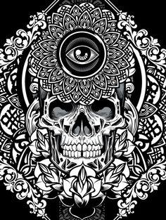 Mandala Exploration by Joshua M. Smith