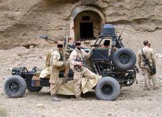 Seals Tactical Buggy