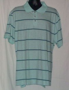 Green Size XL Polo Shirt  New Junction West #JunctionWest #PoloRugby