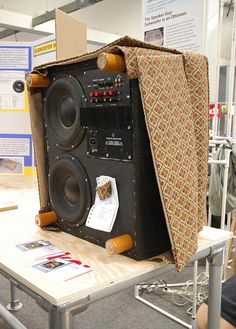 the ottoman subwoofer by ⓢⓐⓜ, via Flickr
