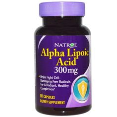 Buy Natrol Alpha Lipoic Acid 300mg 50 Capsules at Megavitamins supplement Australia,Discount on volume available. Learn more - where to buy and what are the pros & cons Alpha Lipoic Acid Australia.