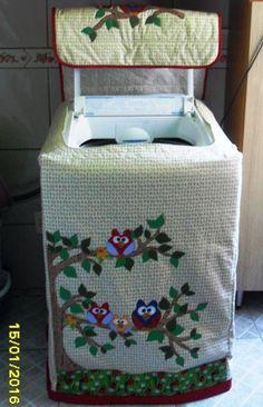 capa para lavadora de roupa