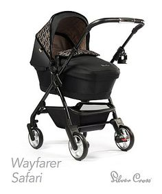 Toms choice..Silver Cross Wayfarer- Safari *Exclusive to Mothercare* - prams & pushchairs - Mothercare £550