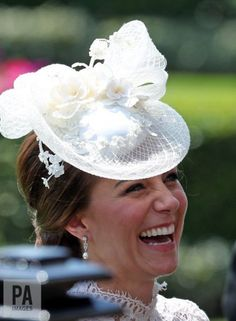 PA Royal Reporters (@PARoyal) on Twitter: Royal Ascot Day 1, June 20, 2017-Duchess of Cambridge