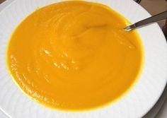 Crema de calabaza (Thermomix)