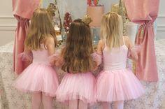 Nutcracker Ballet Party