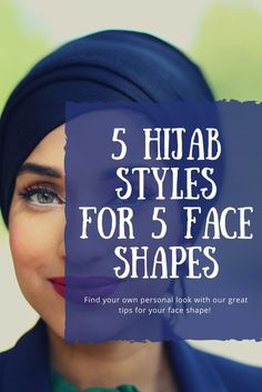 Struggle to find the perfect style for your hijab style? This guide will take you through the ins and outs of what styles are good for your face shape! #hijabs #facestyles #hijabstylesforfaces #muslimstyles #hijabstyles