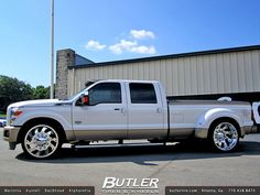 Ford Dually On 26 Rim 2012 Ford F350 Dual Rear Wheel Bo Trucks