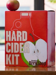 Hard Cider Brewing Kit: A Gift with a Bit of a Kick