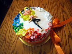 """Yoga"" Cake"