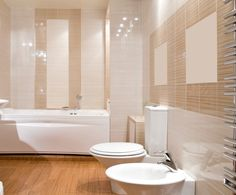 Design advice to help you convert a less-than-desirable bathroom into a spa-like space.